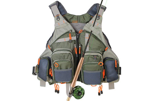 KyleBooker Fly Fishing Vest Pack