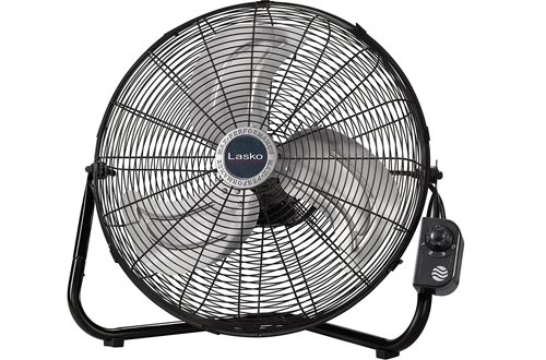 "Lasko 2264QM 20"" High Velocity Floor Fans"