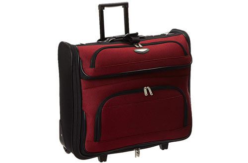 Travel Select Amsterdam Rolling Garment Bag