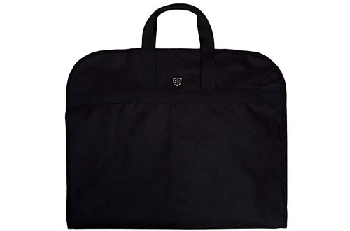 Foldable Carrier Garment Bag for Suits and Dresses