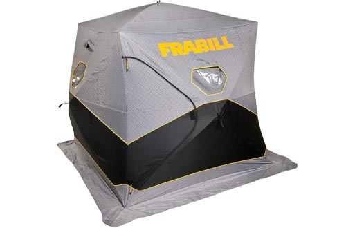 Frabill Bunker 210 Hub Top Insulated 2 - 3 Man Shelter