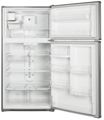 Kenmore 71215 21 cu.ft. Top-Freezer Refrigerators with Water and Ice Dispenser