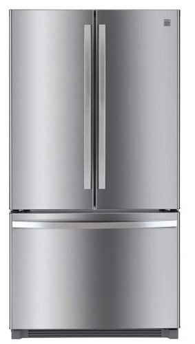 Kenmore 73025 26.1 cu. ft. Non-Dispense French Door Refrigerator