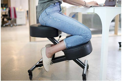 Sleekform Kneeling Chair for Perfect Posture