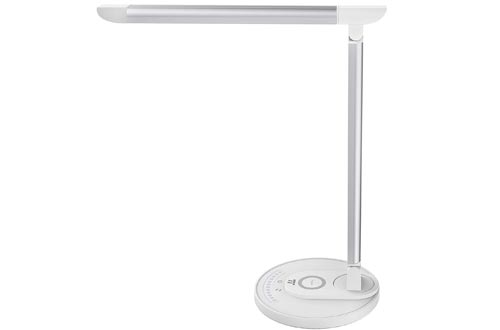 TaoTronics LED Desk Lamp with Fast Wireless Charger