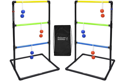 GoSports Indoor/Outdoor Ladder Toss Game Set