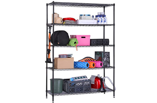 LANGRIA 5 Tier Garage Shelving Unit