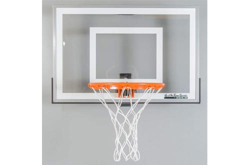 Wall Mounted Mini Basketball Hoop - Mini Pro 2.0