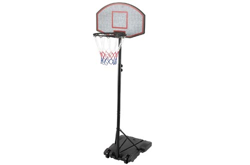 Movement God Youth Portable Basketball Hoop