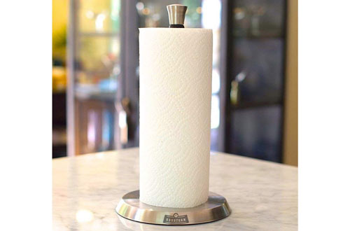 GoodTurn: Vertical One Handed Paper Towel Holder