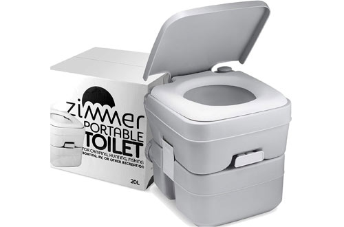 Portable Camping Toilet : Top best portable camping toilets for camping rv boating in