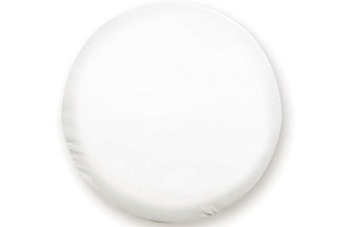 ADCO 1757 Polar White Vinyl Tire Cover