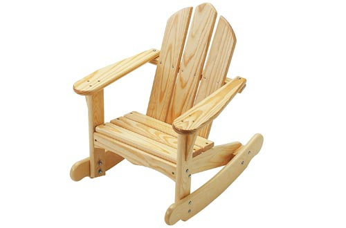 Little Colorado Child's Adirondack Toddler Rocking Chairs
