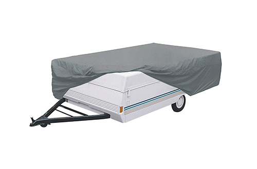 Polypropylene Tent Trailer Cover Model 3
