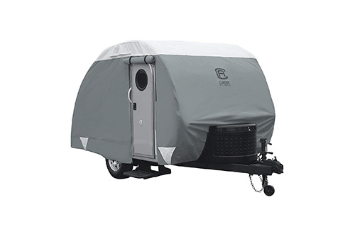 Classic Accessories OverDrive PolyPRO 3 Deluxe Teardrop Trailer Cover