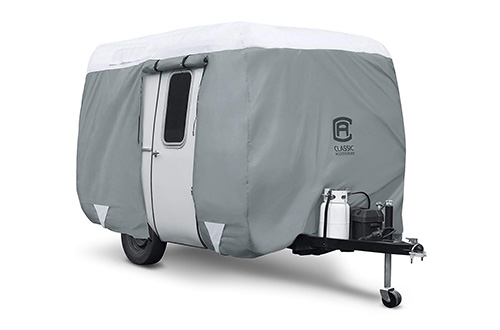 Classic Accessories 80-295-153101-RT PolyPro 3 Molded Fiberglass Camping Trailer Cover