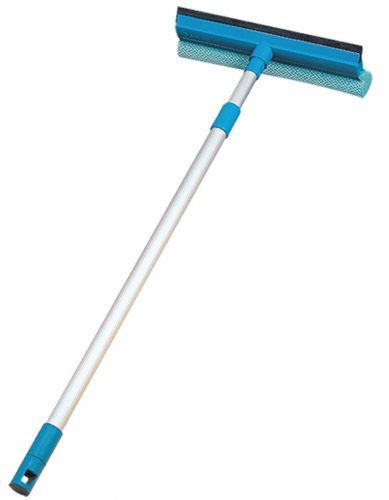 UPIT 20-inch Squeegee Cleaner and Window Scrubber With Max Length 100CM