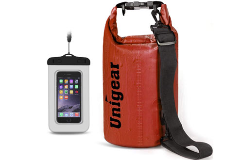 Waterproof Floating Dry Gear Bags for Boating