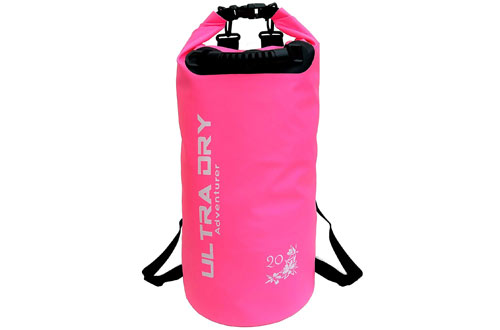Ultra Dry Premium Waterproof Bag, Sack with phone dry bag