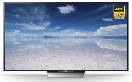 Sony XBR85X850D 85-Inch 4K HDR Ultra HD Smart TV