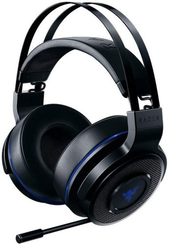 Razer Thresher 7.1 - PlayStation 4 (PS4) & PC Wireless Gaming Headset