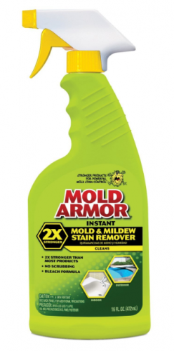 Mold Armor FG532 Instant Mold and Mildew Stain Remover, Trigger Spray