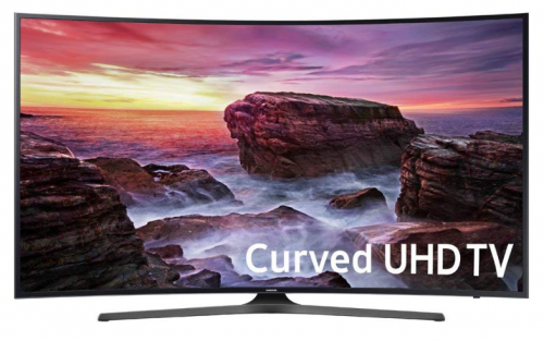 Samsung Electronics UN55MU6500 Curved 55-Inch 4K Ultra HD Smart LED TV