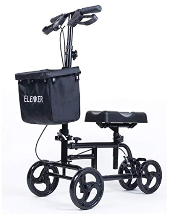 Best Value Knee Walker Steerable Medical Scooter