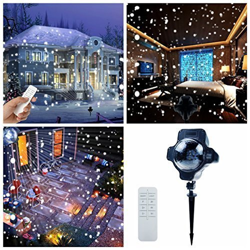 BEIYI HOME-US Snowfall Outdoor Led Christmas Lights: Outdoor Chistmas Lights Value for Money!