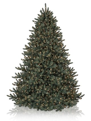 Balsam Hill Classic Blue Spruce Artificial Christmas Trees