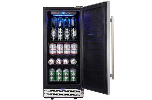Built-in or Free-standing Beer Froster Refrigerator by Phiestina