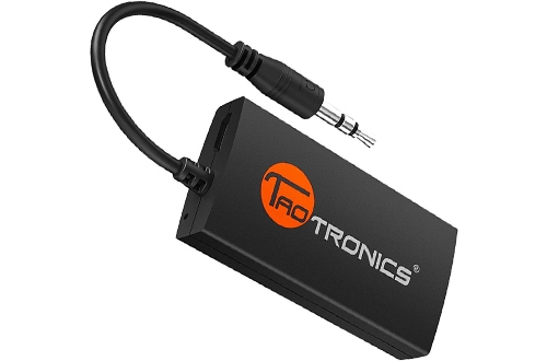 TaoTronics Wireless Portable Bluetooth Transmitter