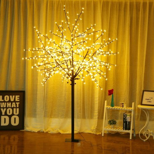 Bolylight LED Cherry Blossom Tree for Christmas, Home, Shop, Party & Decoration