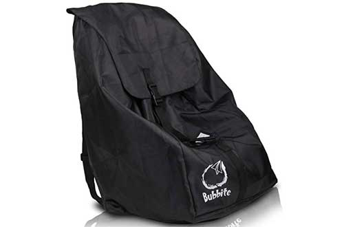Bubbite Car Seat Travel Bag for Baby