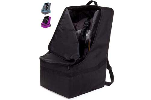 ZOHZO Car Seat Travel Bag