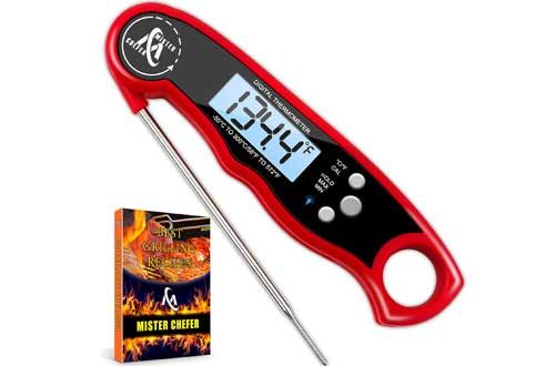 Mister Chefer Digital Meat Thermometer