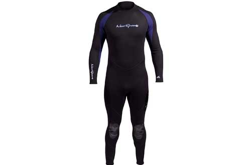 NeoSport Wetsuits Men's Premium Neoprene 5mm Full Suit