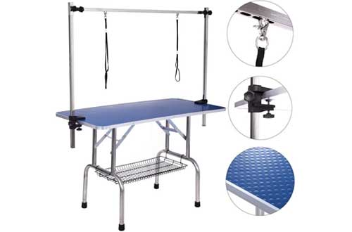 Large Heavy Duty Pet Dog Grooming Table