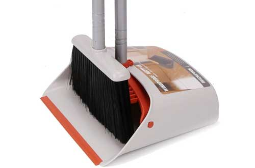 Dust Pan and Broom Combo