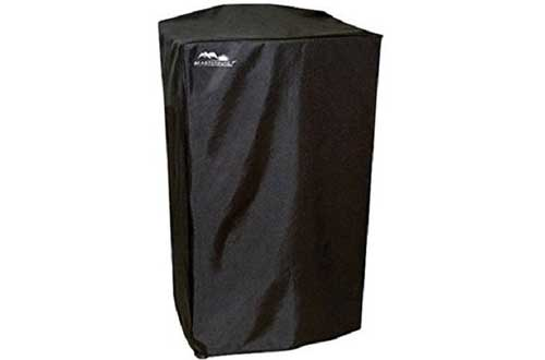 Masterbuilt and Reinforced Polyester Smoker Cover