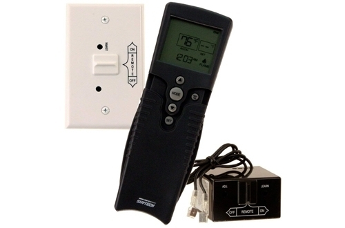 Fireplace Remote Control with Timer/Thermostat