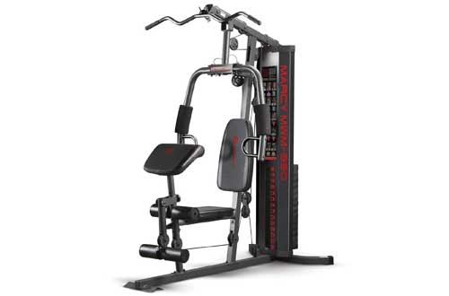 Marcy MWM-990 Multifunctional Home Gym