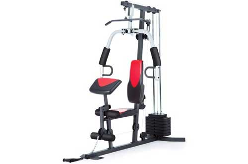 Home Gym Weider 214 lb Stack, 300 lbs