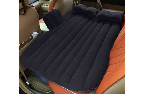 Car Bed Back Seat Inflatable Air Mattress for Camping