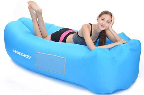 Waterproof Inflatable Lounger Air Chair