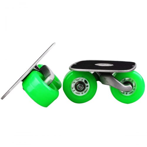 JINCAO Green Portable Roller Road Drift Skates Plate, Baordless Skateboard