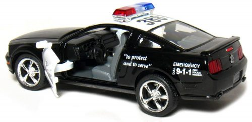 Kinsmart Ford Mustang Police Car Toys -The top of the list