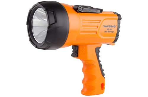 Lumens LED Lithium Ion Rechargeable Spotlight