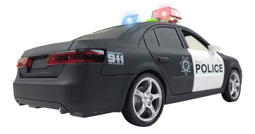 Liberty Imports Police Car Toys - Imported Look!