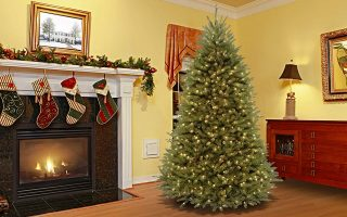 National Tree Dunhill Fir Artificial Christmas Tree